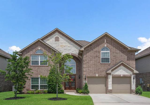 6006 Brookway Willow Drive, Spring, TX 77379 (MLS #47342098) :: The Bly Team