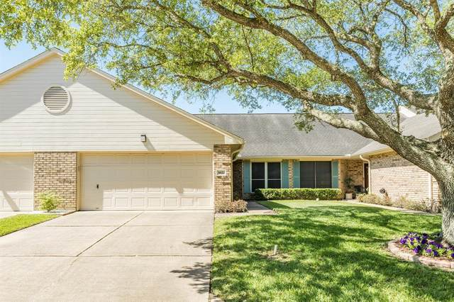 3622 Teakwood Drive, Pearland, TX 77584 (MLS #47359032) :: Ellison Real Estate Team