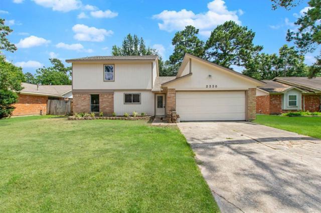 2330 Marble Falls Drive, Spring, TX 77373 (MLS #47359044) :: Fairwater Westmont Real Estate