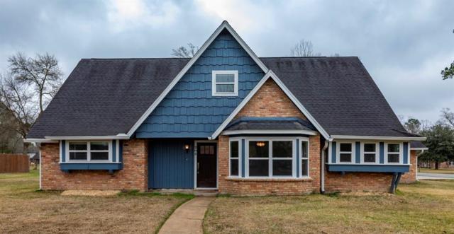 202 E Pinevale Way, Sour Lake, TX 77659 (MLS #47362591) :: Texas Home Shop Realty