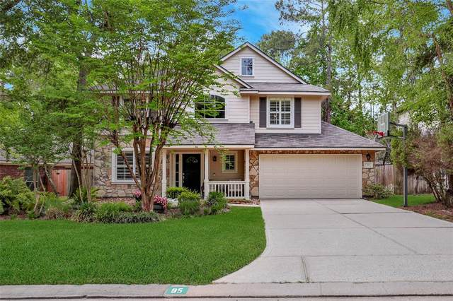 95 N Willow Point Circle, The Woodlands, TX 77382 (MLS #47364985) :: Michele Harmon Team