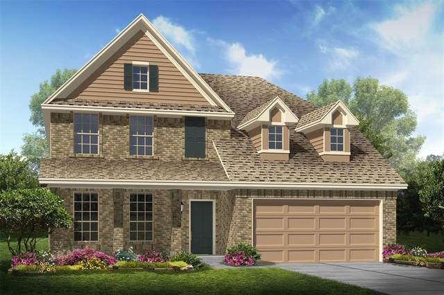1737 Yaupon Trail Court, Alvin, TX 77511 (MLS #4736770) :: The Bly Team