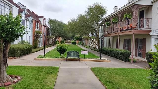 2503 Marilee Lane #3, Houston, TX 77057 (MLS #47373309) :: Caskey Realty