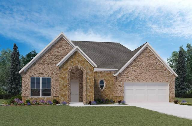 135 Timberfalls Drive, Conroe, TX 77384 (MLS #47375729) :: Caskey Realty