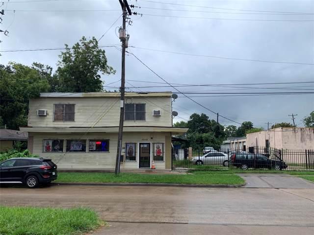 7210 Hemlock Street #2, Houston, TX 77012 (MLS #47376934) :: TEXdot Realtors, Inc.