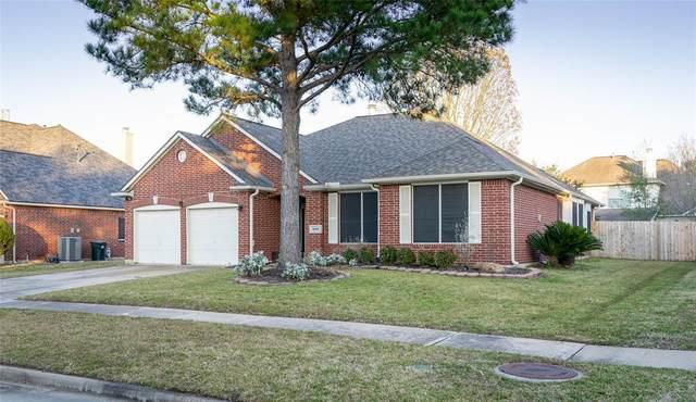 8914 Aberdeen Park Drive, Houston, TX 77095 (MLS #47378031) :: The Home Branch