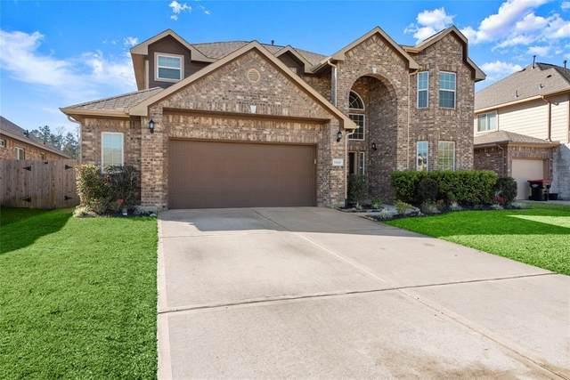 21622 Chinese Fir Lane, Porter, TX 77365 (MLS #47384410) :: The Home Branch