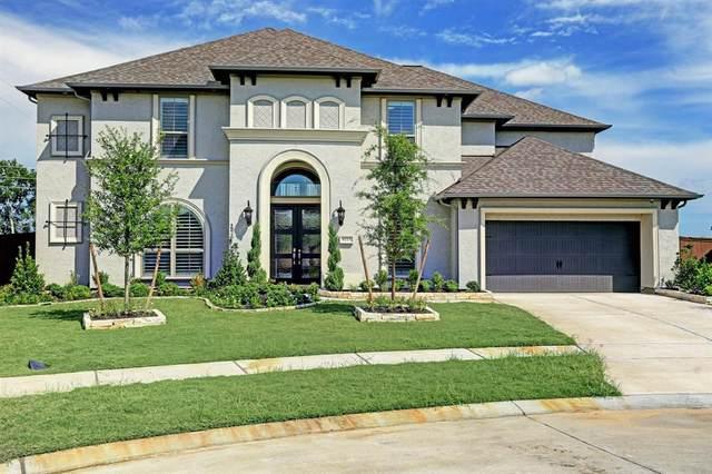 6215 Silver Lake Ln, Manvel, TX 77578 (MLS #47386474) :: Caskey Realty