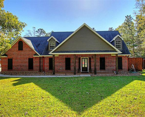 28 Lake, Conroe, TX 77384 (MLS #47390603) :: Giorgi Real Estate Group