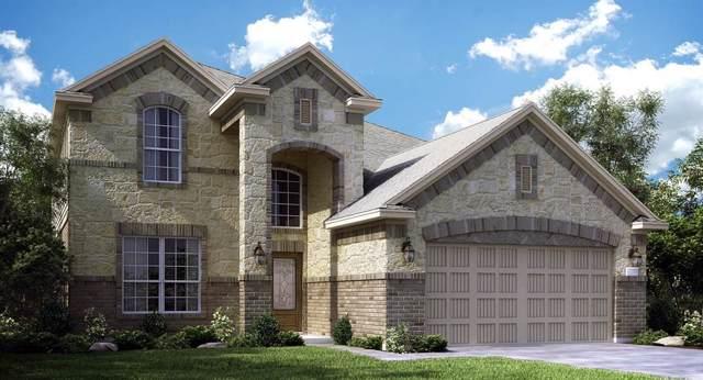 1615 Bayou Bend Lane, Katy, TX 77493 (MLS #47398991) :: The Parodi Team at Realty Associates