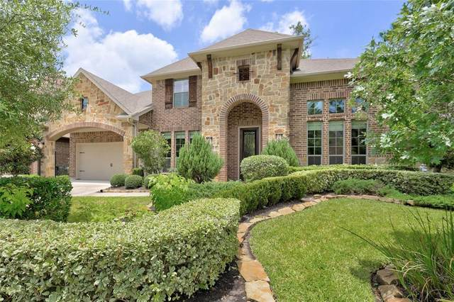 74 South Almondell Circle, The Woodlands, TX 77354 (MLS #47404943) :: Texas Home Shop Realty