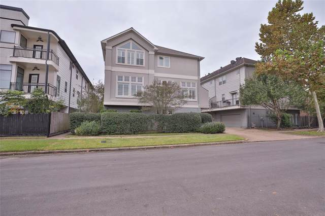3505 Bradford Street A, Houston, TX 77025 (MLS #47407583) :: The Sansone Group