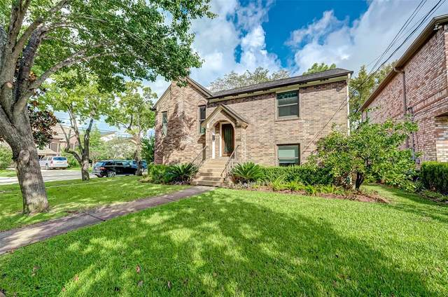 4258 Lehigh Avenue, West University Place, TX 77005 (MLS #47408842) :: The Bly Team