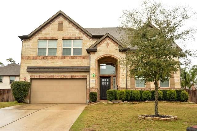 3568 Falcon Way, Conroe, TX 77304 (MLS #47411963) :: Ellison Real Estate Team