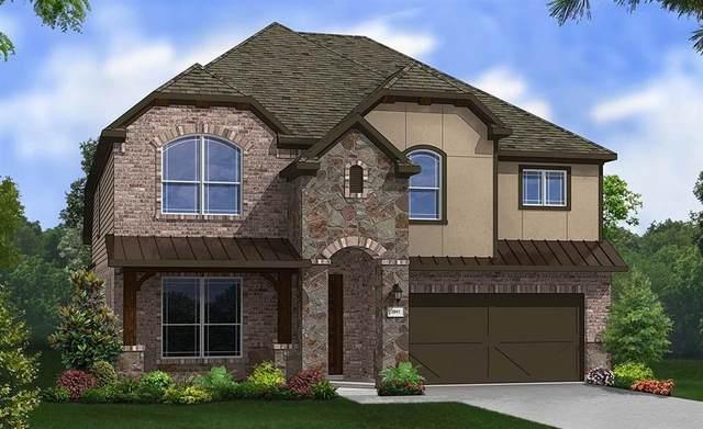 707 Thomas Ridge Lane, Rosenberg, TX 77469 (MLS #47413112) :: The Freund Group