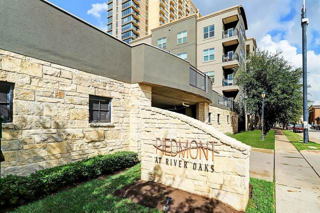 1010 Rosine Street #24, Houston, TX 77019 (MLS #47433026) :: The Parodi Team at Realty Associates