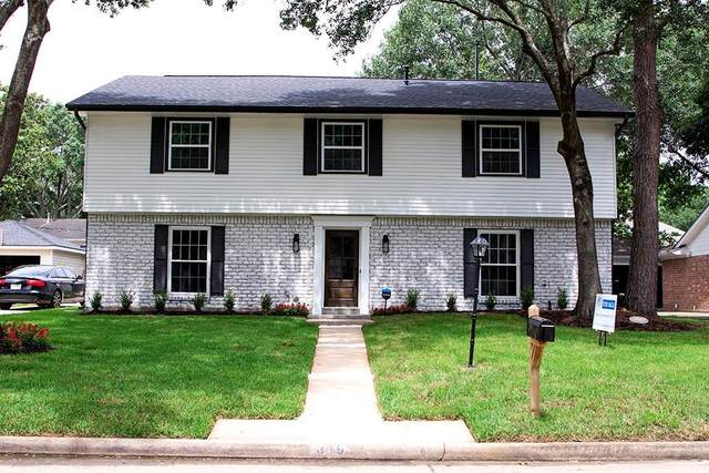 819 Thornwick Drive, Houston, TX 77079 (MLS #4743702) :: The SOLD by George Team