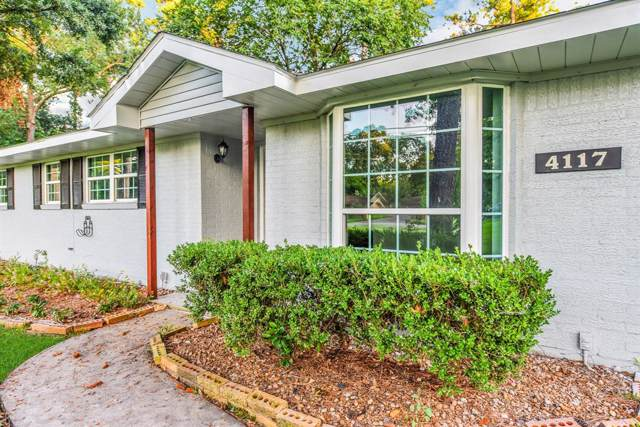 4117 Brookwoods Drive, Houston, TX 77092 (MLS #47462243) :: The Bly Team