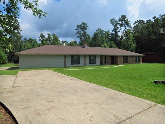 1511 Texla Road, Vidor, TX 77662 (MLS #47479888) :: Green Residential