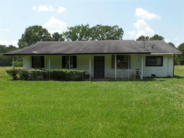 600 Jackson Road, Coldspring, TX 77331 (MLS #47485553) :: Michele Harmon Team