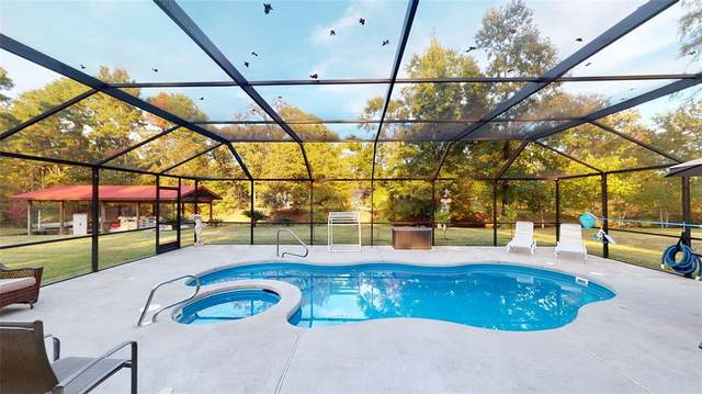 548 Creekside Drive, Onalaska, TX 77360 (MLS #47490882) :: Texas Home Shop Realty