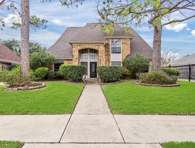 8810 Heatherly Drive, Houston, TX 77083 (MLS #47493315) :: The SOLD by George Team