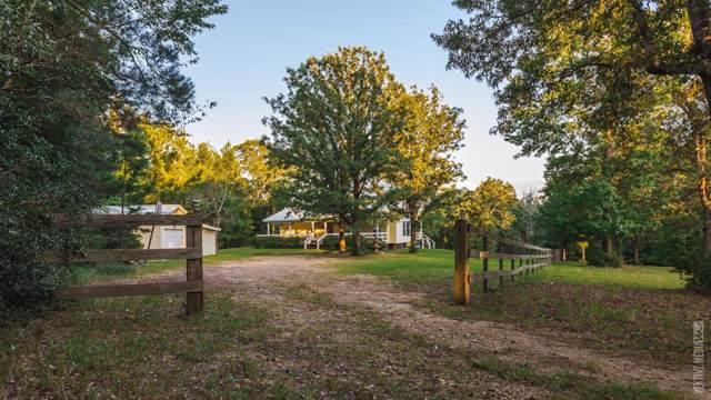 418 Hackberry Lane N, Brookeland, TX 75931 (MLS #47500131) :: The Bly Team
