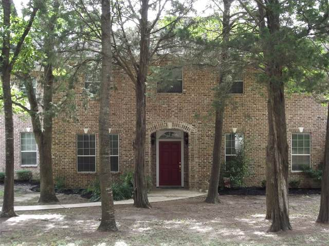 680 W Briarwood Drive, Brenham, TX 77833 (MLS #4750547) :: The Sansone Group