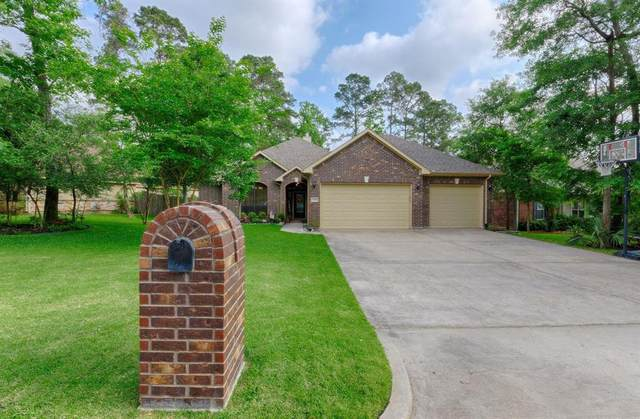 11610 Willowrun Drive, Montgomery, TX 77356 (MLS #47505906) :: The SOLD by George Team