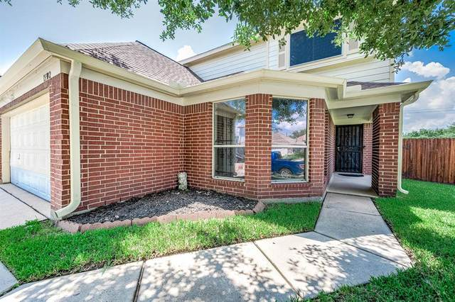 15302 E Acorn Green Court, Channelview, TX 77530 (MLS #47508910) :: The Bly Team