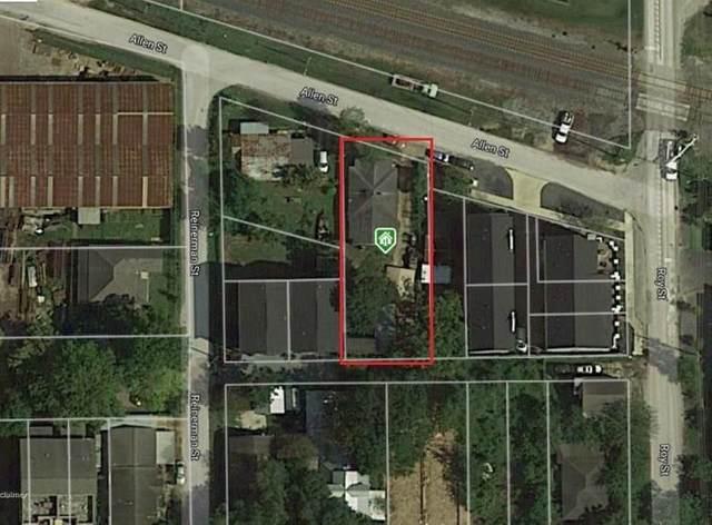 5109 Allen Street, Houston, TX 77007 (MLS #47513623) :: Texas Home Shop Realty