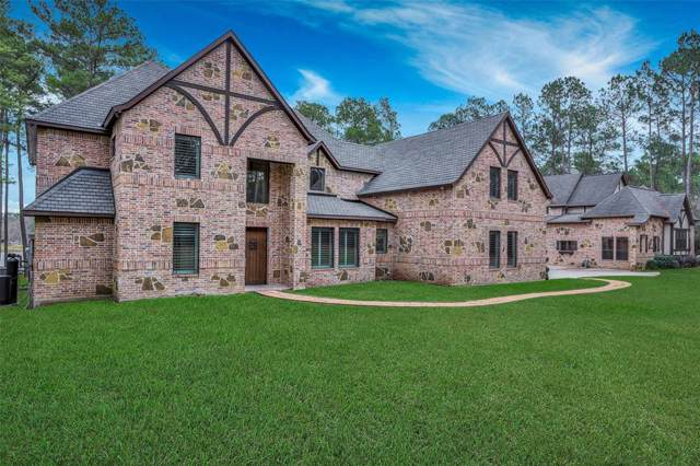 20214 Indigo Lake Drive, Magnolia, TX 77355 (MLS #47514822) :: The Sansone Group