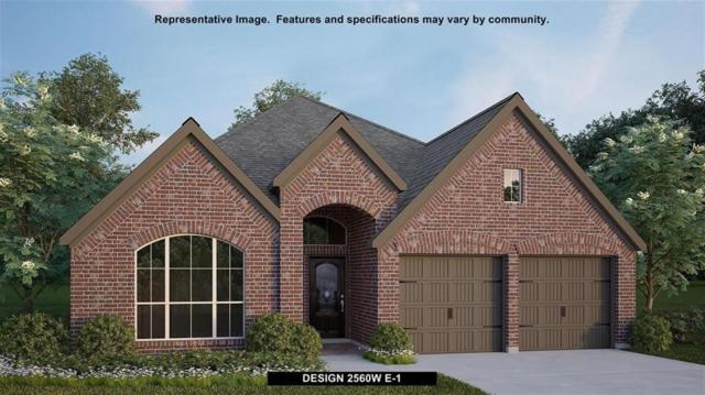 13816 Tidewater Crest Lane, Pearland, TX 77584 (MLS #47518955) :: Christy Buck Team