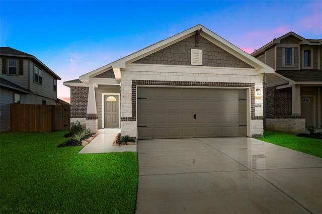 14686 East Pine Heart Drive, Conroe, TX 77302 (MLS #47532905) :: Giorgi Real Estate Group