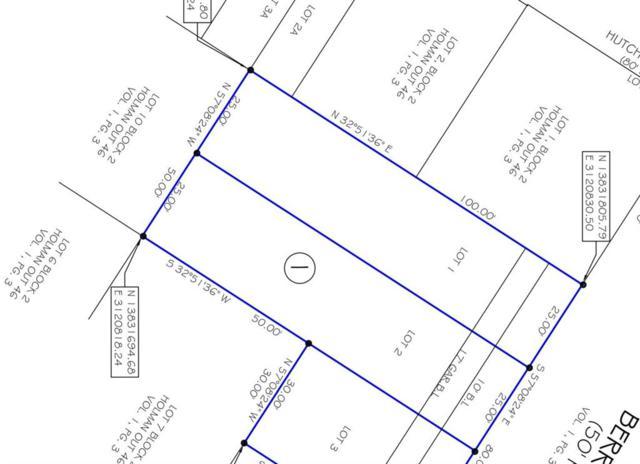 0 Berry St Street, Houston, TX 77004 (MLS #47535959) :: Giorgi Real Estate Group