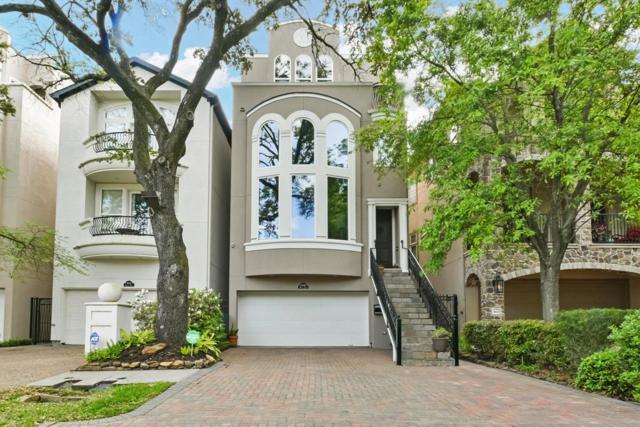 6611 Wanita Place B, Houston, TX 77007 (MLS #47536830) :: Texas Home Shop Realty