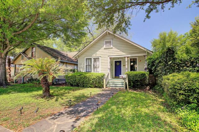 213 E Woodland Street, Houston, TX 77009 (MLS #4753865) :: The SOLD by George Team