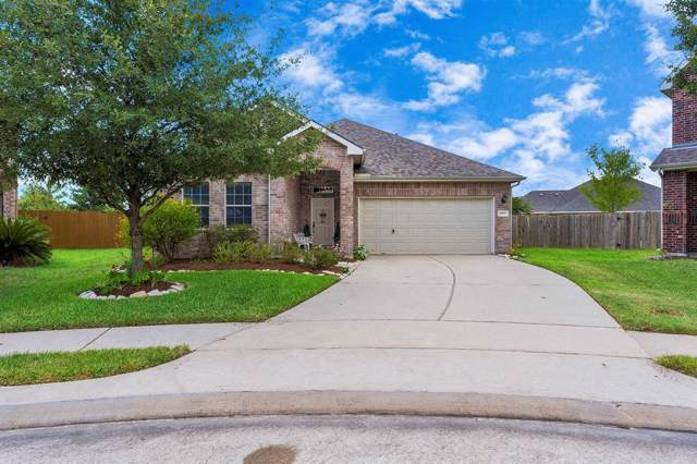 6907 Kamiah Court, Houston, TX 77040 (MLS #47546502) :: Texas Home Shop Realty