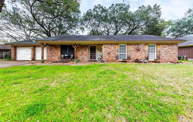 1606 Heights Drive, Katy, TX 77493 (MLS #47554889) :: CORE Realty