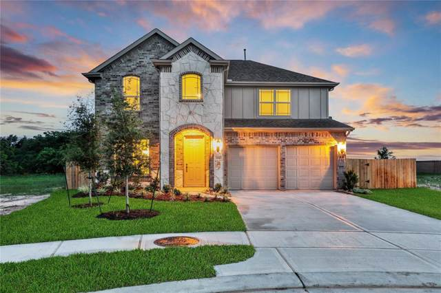 1224 Bowen Drive, League City, TX 77573 (MLS #4756564) :: Rachel Lee Realtor