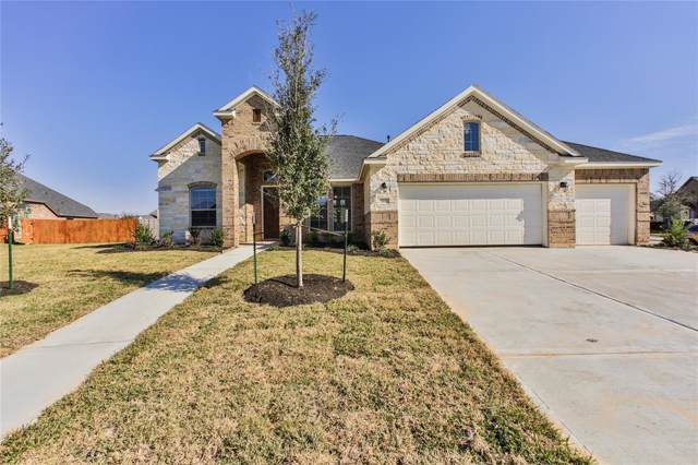 2611 Mist Flower Court, Katy, TX 77494 (MLS #47570370) :: The SOLD by George Team