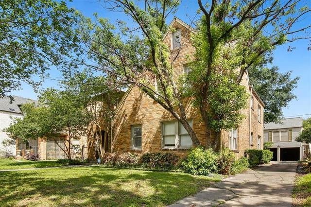1818 Marshall Street, Houston, TX 77098 (MLS #47573708) :: The SOLD by George Team