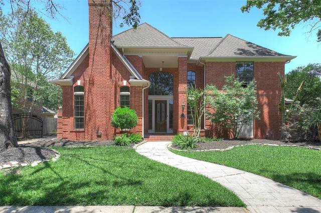 2110 Woodside Drive, Houston, TX 77062 (MLS #47585338) :: The Home Branch