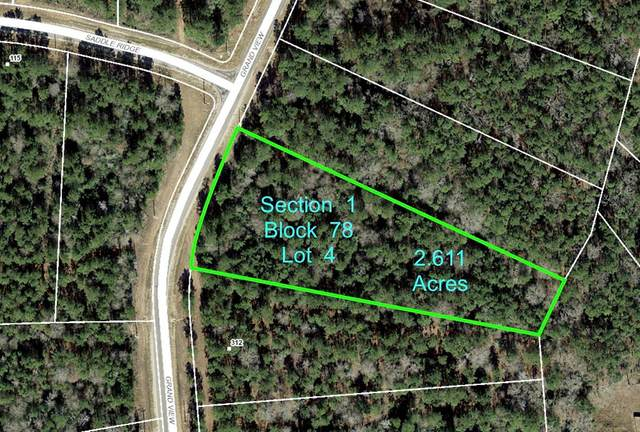 1-7-4 Dedication Trail, Huntsville, TX 77340 (MLS #47596314) :: Caskey Realty