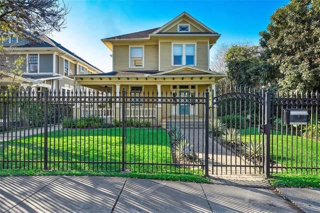 504 Avondale Street, Houston, TX 77006 (MLS #4760271) :: Lerner Realty Solutions