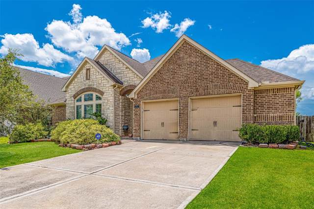 2711 Bamboo Lane, Rosenberg, TX 77471 (MLS #47615983) :: The Heyl Group at Keller Williams