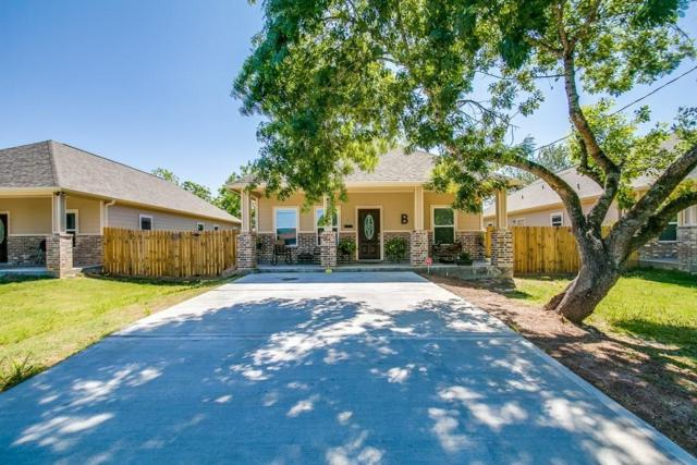 4730 19th Street, Bacliff, TX 77518 (MLS #47620844) :: The Heyl Group at Keller Williams