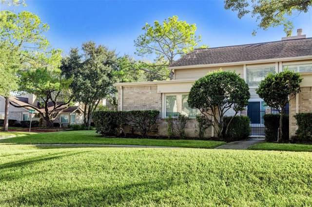 11687 Village Place Drive #261, Houston, TX 77077 (MLS #47623772) :: Green Residential