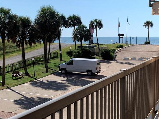 9520 Seawall Boulevard #124, Galveston, TX 77554 (MLS #47636408) :: The Heyl Group at Keller Williams