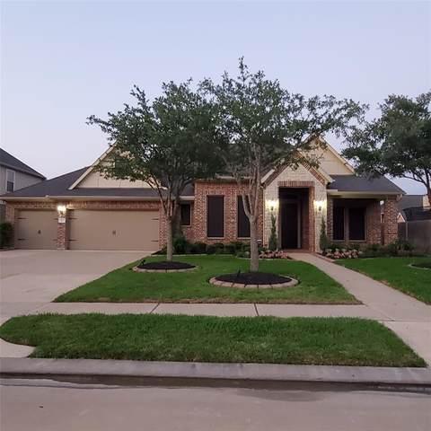 2707 Bonnie Bray Drive, Katy, TX 77494 (MLS #47637166) :: The Heyl Group at Keller Williams